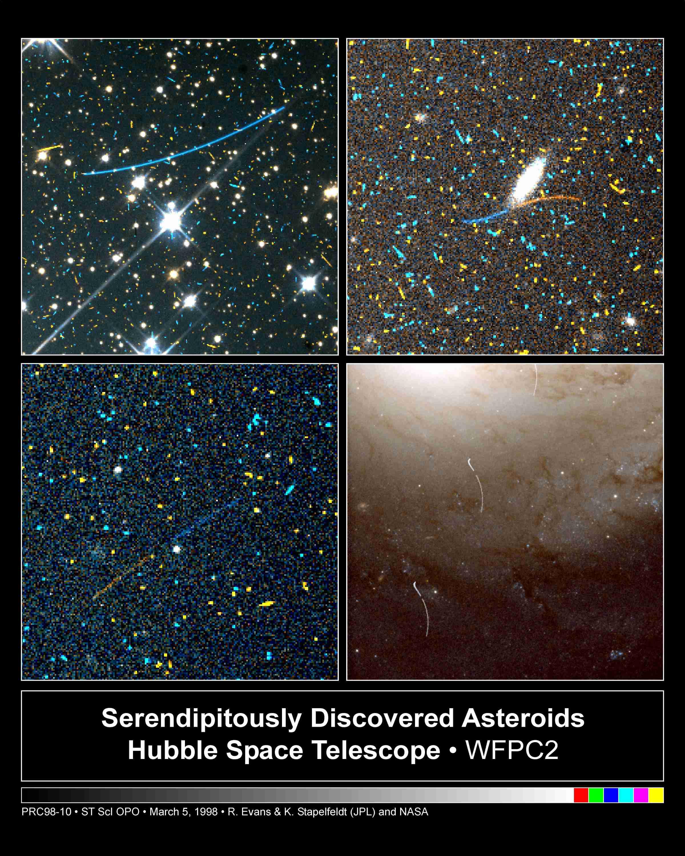 asteroid hitting earth dust - photo #35